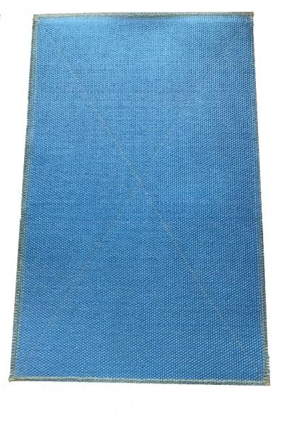 Flammschutzmatte-Blau - 1000°C
