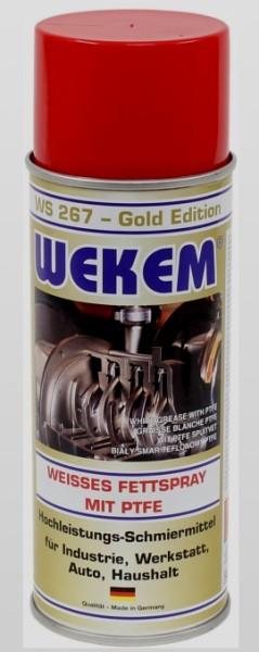 Wekem Fettspray / 12 Spraydosen