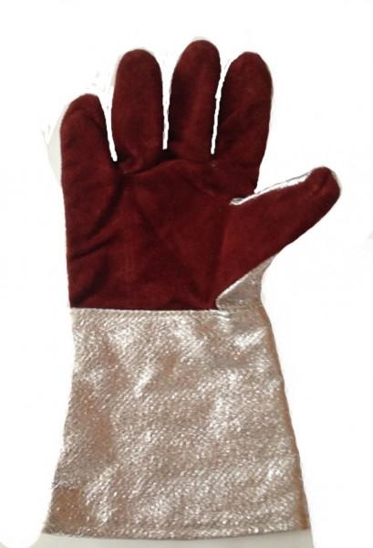 Schweisserhandschuhe-Hitzeschutzhandschuhe 7914