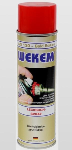 Wekem Lecksuchspray / 12 Spraydosen