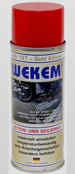 Wekem Ketten- und Seilspray / 12 Spraydosen