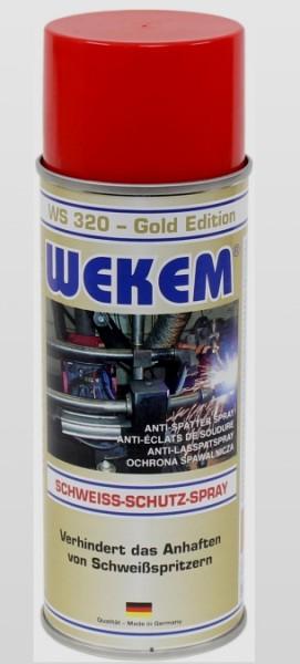 Wekem Schweißschutz / 12 Spraydosen